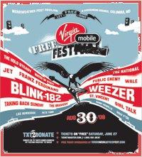 News: Virgin Mobile Fest 2009, free.
