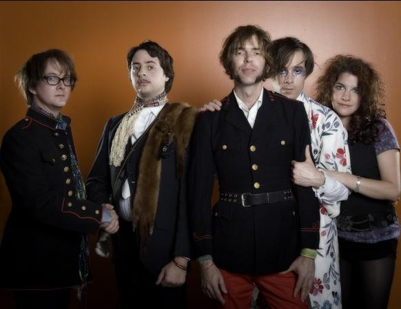 La psychedelic rock band sul palco del Bronson a Ravenna